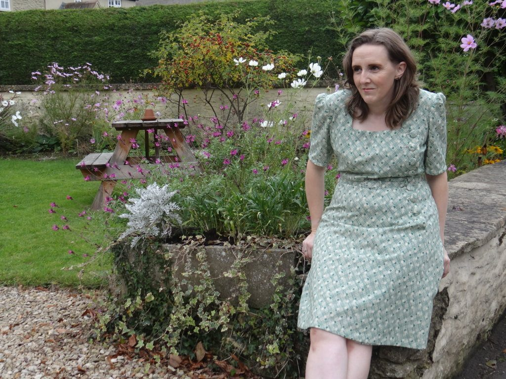 1940s Styled Dress